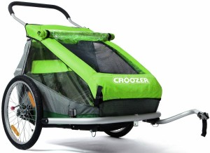 kinderfahrradanhaenger croozer-kid-for-2